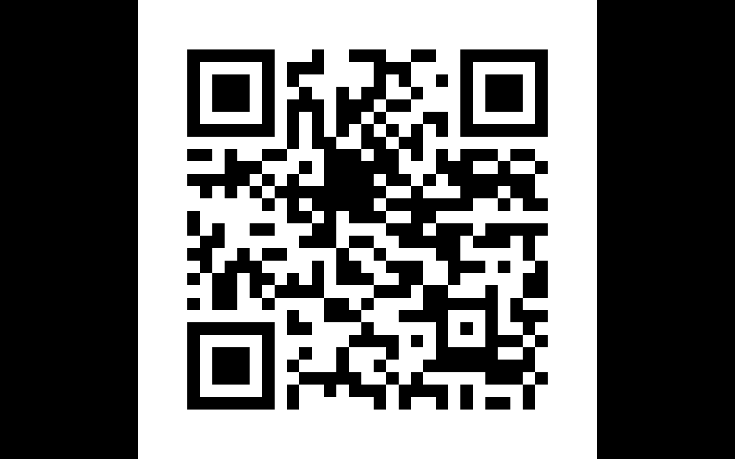qr code scan for video